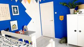Kinderkamer van Stijn