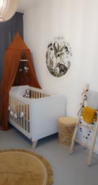 Babykamer van Fatima
