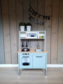 Ikea keukentje van Nynke
