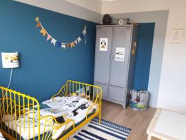 Kinderkamer van Melle