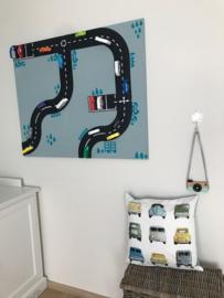 Wanddecoratie van Deborah
