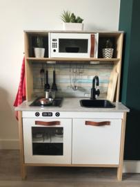 Ikea keukentje van Franka