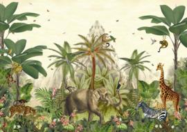 Poster jungle kamer - kinderkamer
