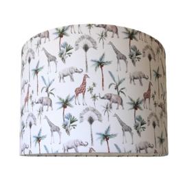Lamp jungle kamer - kinderkamer safari