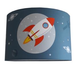 Lamp ruimtevaart kinderkamer