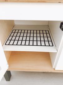 Ikea keukentje sticker oven rooster