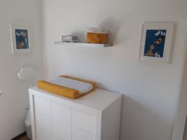 Babykamer van Anika