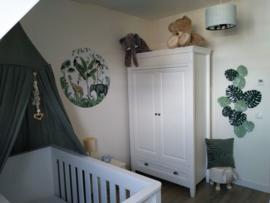 Kinderkamer van Renze