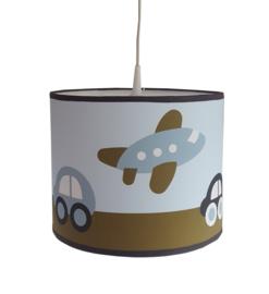 Lamp vliegtuig en auto voor kinderkamer