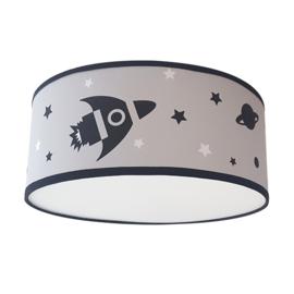 Lamp kinderkamer ruimtevaart raket