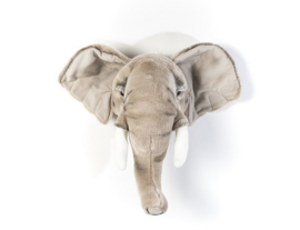 Dierenkop Olifant - Wild and Soft