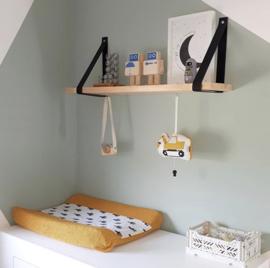 Babykamer van @Minttobejet (Instagram)