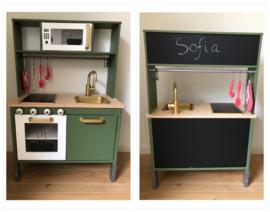 Ikea keukentje van oma Erna