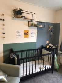 Kinderkamer van Stan