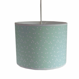 Lamp triangel  mint