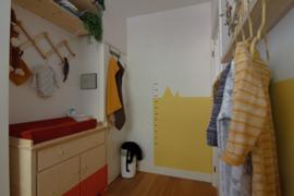Babykamer van Iris