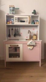Ikea keukentje van Mieke
