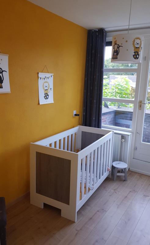 Babykamer van Maureen