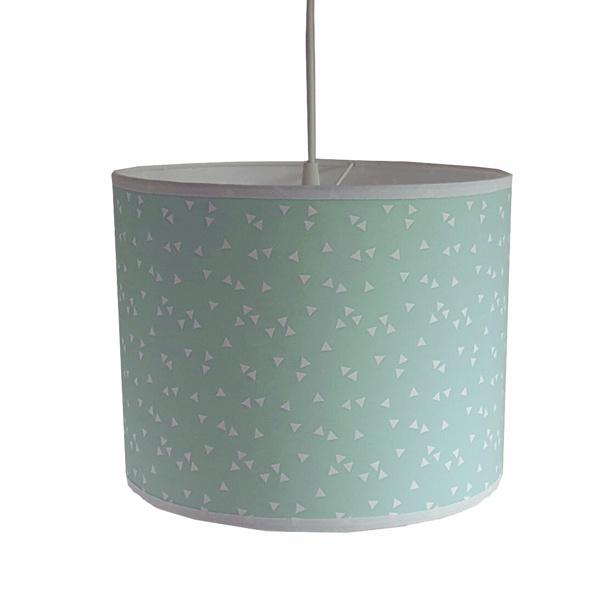 Lamp triangel  mint