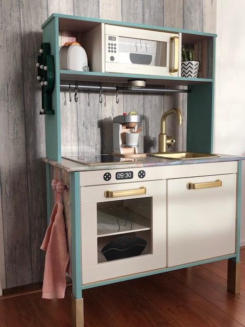 Ikea Keukentje Van Nathalie Met Stickers Oven Magnetron