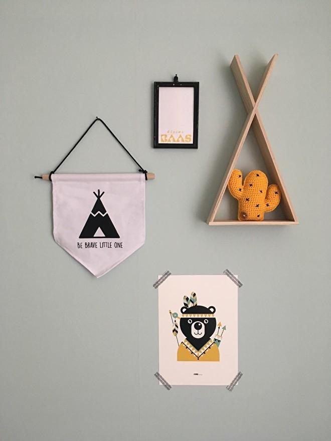Lijst Ophangen Zonder Boren.5 Ideeen Voor Het Ophangen Van Een Poster Zonder Boren De