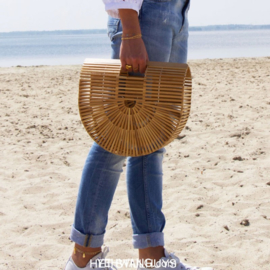 Bamboo Summer Bag