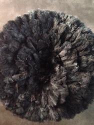 Jujuhat zwart 85 cm (large)