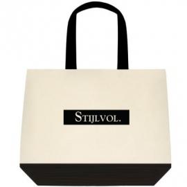 Stijlvolle shopper van het label  Stijlvol.®