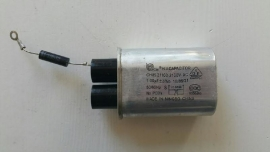 Condensator 1.00 uF 2100VAC