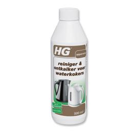 Reiniger en ontkalker voor waterkokers HG