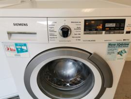 Wasmachine 8 kg Siemens 1400 T/m A+++