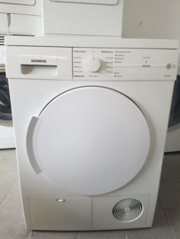 Condensdroger 6 kg Siemens