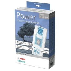 Power Protect Dustbag Stofzakken Bosch 577549