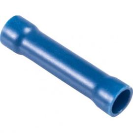 Verbinder blauw Klemko