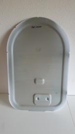 Achterplaat wasmachine Beko