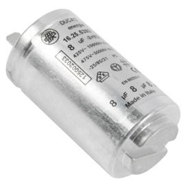 Condensator 8 uF aanloop condensator origineel