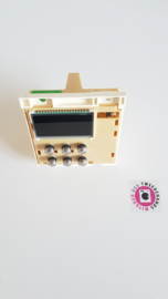 Klok module oven Siemens Bosch