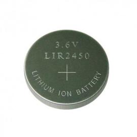 Knoopcel Li-Ion oplaadbaar 3.6 Volt