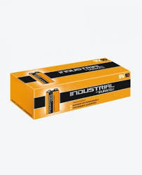 Batterij Industrial alkaline Multipack Duracell E-block 6LR61