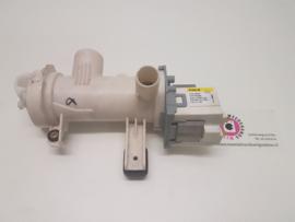 Afvoerpomp met filter wasmachine Aeg