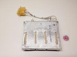 Verwarmingselement droger Miele 1940 Watt/ 3100 Watt