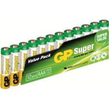 Batterij Potlood Super Alkaline. LR03 AAA Micro