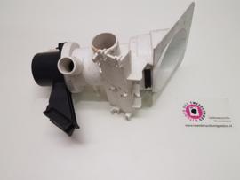 Afvoerpomp met filter wasmachine Whirlpool Bauknecht