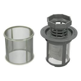 Filter en microfilter vaatwasser Bosch Siemens