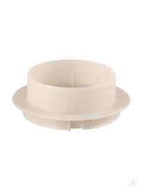 Adapter Bosch Siemens 10 cm diameter voor droger