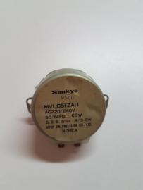 Motor van draaiplateau Samsung