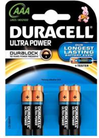 Batterij LR03 AAA Micro Duracell