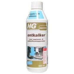 HG Ontkalker voor espresso & padkoffiezetapparaten