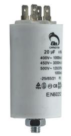 Condensator 20 uF
