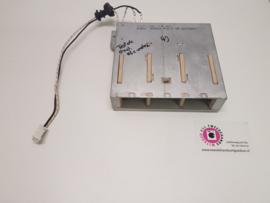 Verwarmingselement Miele 2500W 5233841 zonder NTC voeler